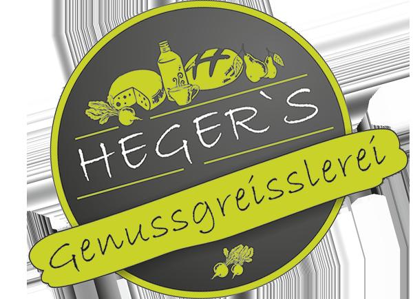 Logo Hegers Genussgreisslerei